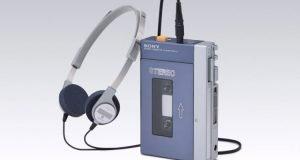 Вспомнить прошлое: легендарной марке Walkman исполнилось 40 лет